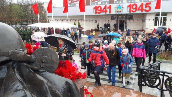 День Победы в СП Ершовское