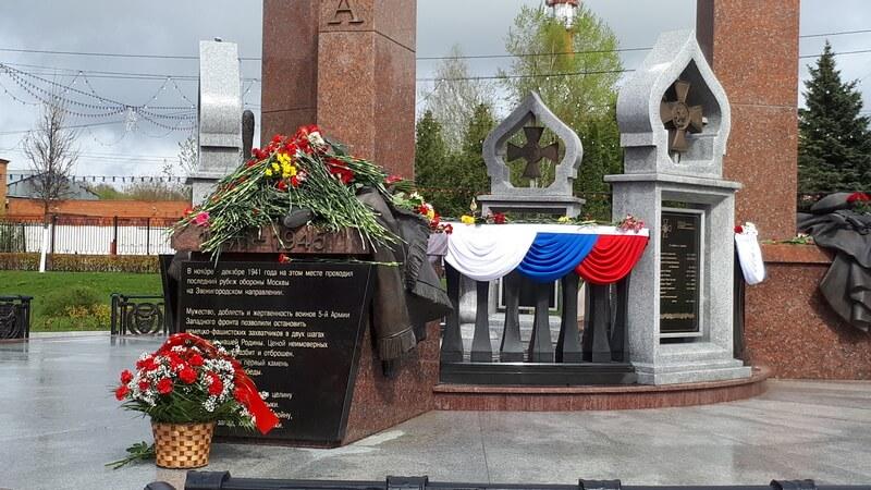 День Победы в СП Ершовское. Видеофильм.