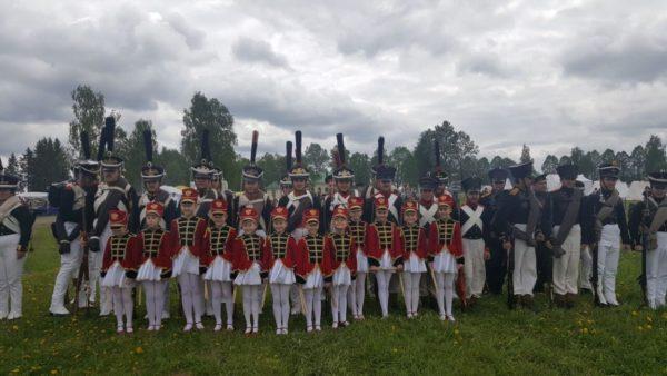Бородинские фанфары-2017