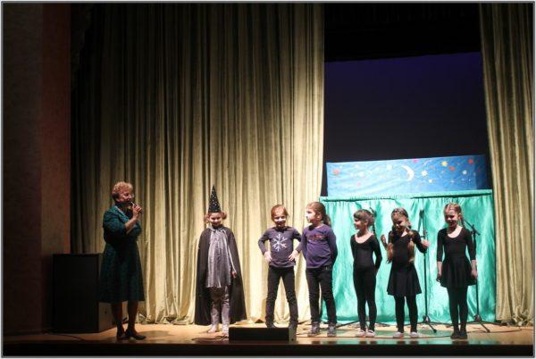 Театральная премьера в Саввинской Слободе состоялась!
