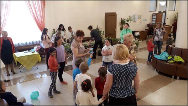 День семьи, любви и верности в СП Ершовское