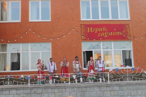 """Фото-видео репортаж """"Все гармонисты в гости к нам!"""""""
