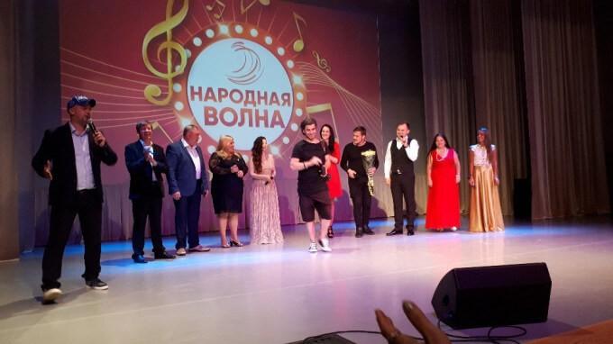 """""""Народный махор"""" в селе Ершово"""