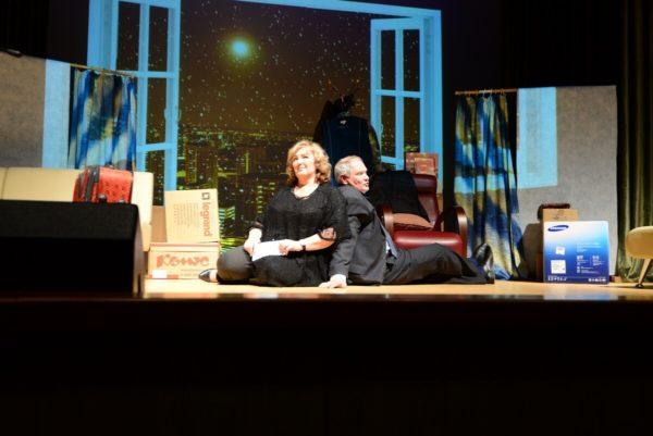 Театральная премьера в Саввинской Слободе