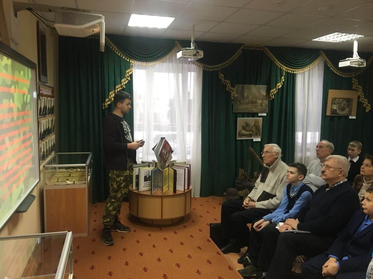 Сельское поселение Ершовское. Декабрь 1941 года.