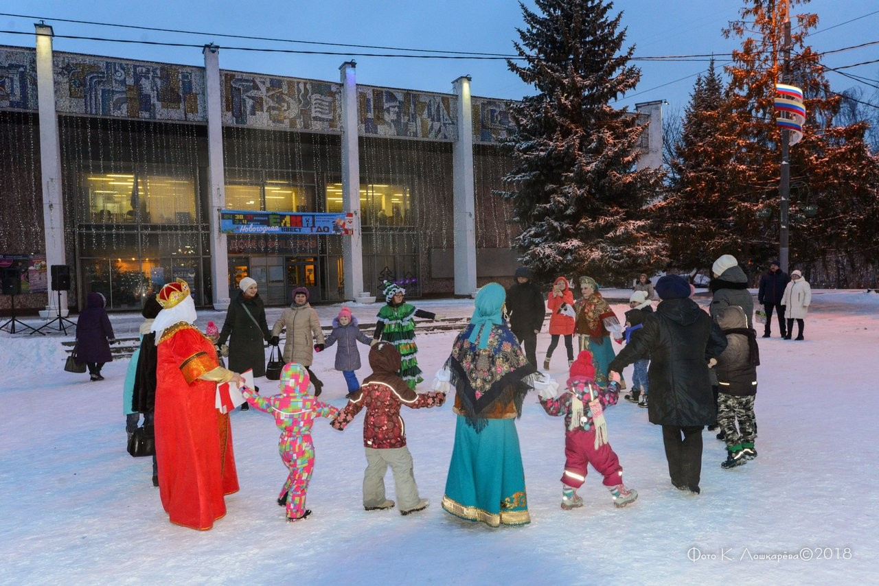 Работники культуры СП Ершовское зажигают в Одинцово!