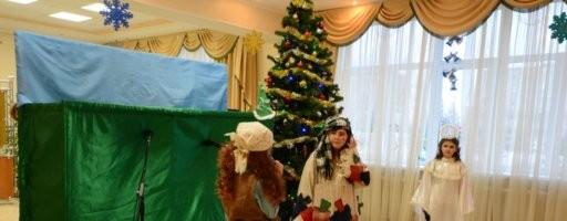 Рождество в Саввинской Слободе