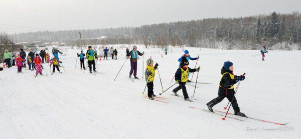 Ершовская лыжня