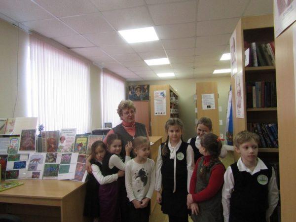 Новости из сельской библиотеки