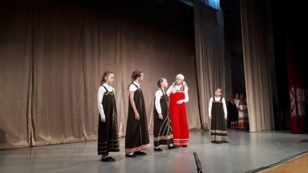 В сельском поселении Ершовское отметили Всемирный день театра