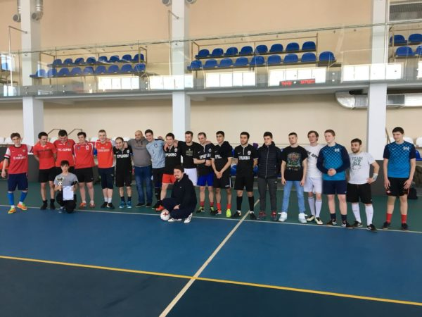 Футболисты из села Ершово заняли все призовые места!