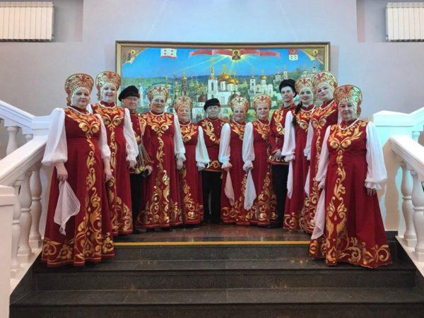 На хоровом фестивале в Дмитрове и немного о грустном