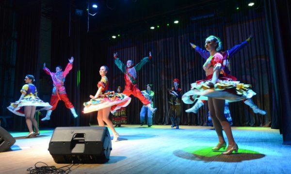 Праздничная весенняя программа в сельском поселении Ершовское