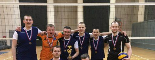 Спортивная победа волейболистов СП Ершовское