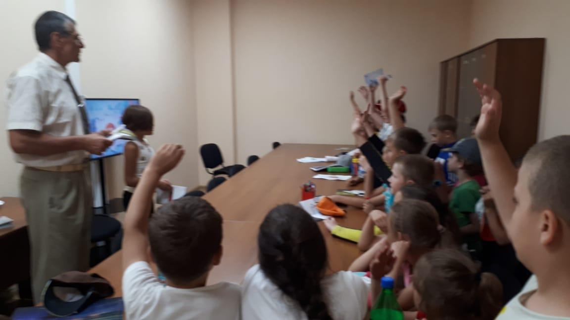 Здоровая и процветающая Россия- это наше общее дело!