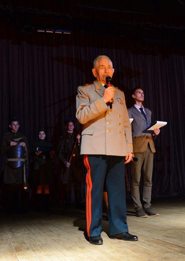 генерал-майор В.А. Прокопеня
