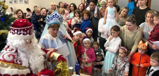 Новогодний переполох в Саввинской Слободе