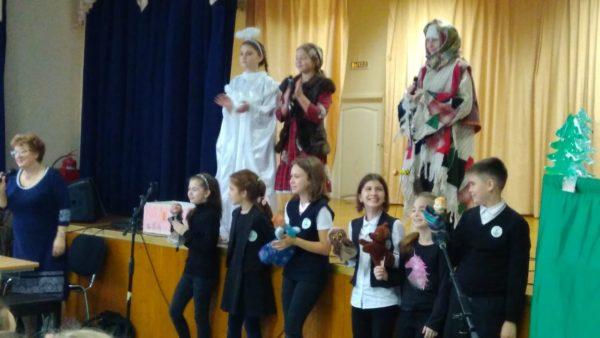 Кукольный спектакль показали в Саввинской Слободе