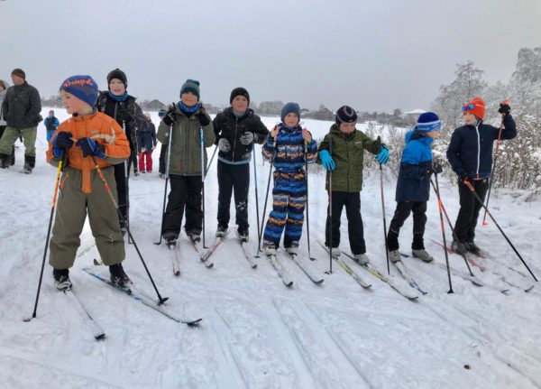 Сезон лыжного спорта открыт!