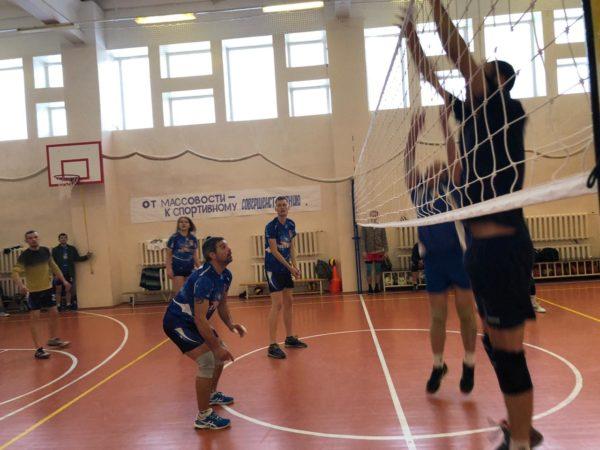 """Турнир по волейболу """"Подмосковный рубеж"""""""