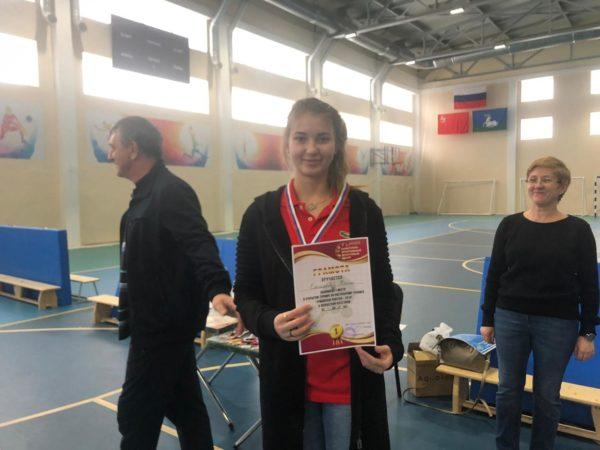 Ершовская ракетка-2018