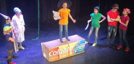 Успешный дебют юных артистов из села Ершово
