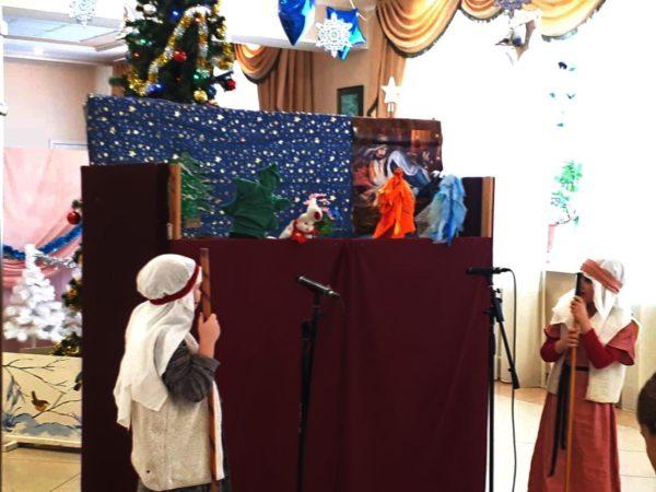 Рождество в Саввинской Слободе и квартале Наташино