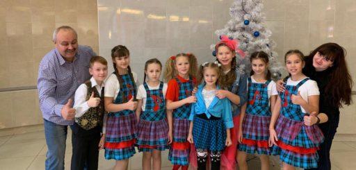 На фестивале-конкурсе «Московское время»