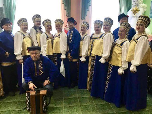 У коллективов из Ершово только первые места!