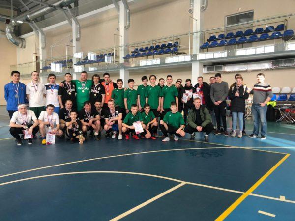 Спортивные сражения в День защитника Отечества