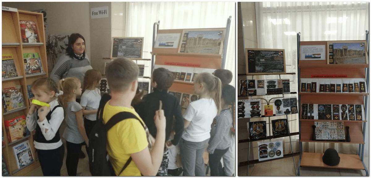 Выставки военной атрибутики из личной коллекции