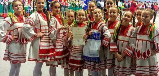 Ершовская «Ривьера» на фестивале «Карусель Московии»