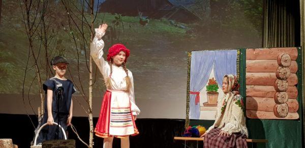 Театральная неделя в Саввинской Слободе