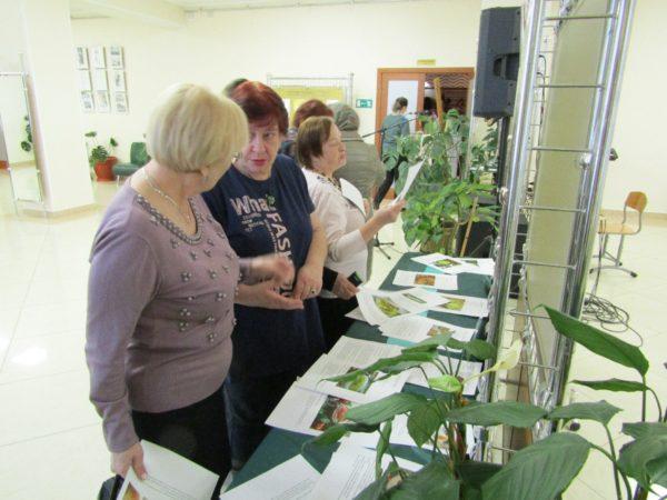 Рецепты постного стола можно узнать в библиотеке села Саввинская Слобода