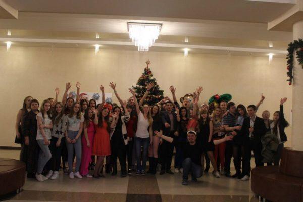 Молодёжный клуб села Ершово