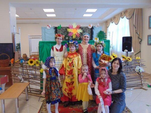 Студия детского фольклорного творчества «Закликушки»