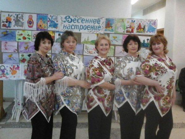 Вокальная группа «Рябинушка»