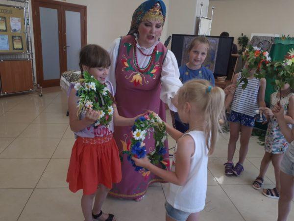 Русальная неделя в Саввинской Слободе
