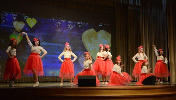 "Коллектив современного танца ""Ритм сердца"""