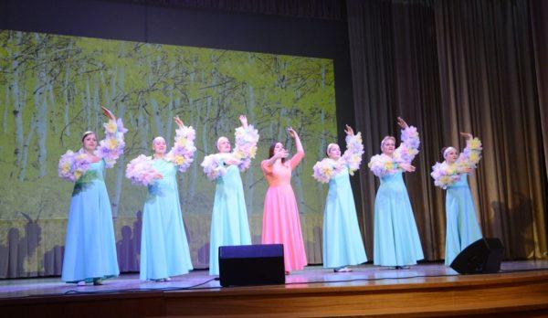 Вокально-хореографический ансамбль «Иван да Марья»
