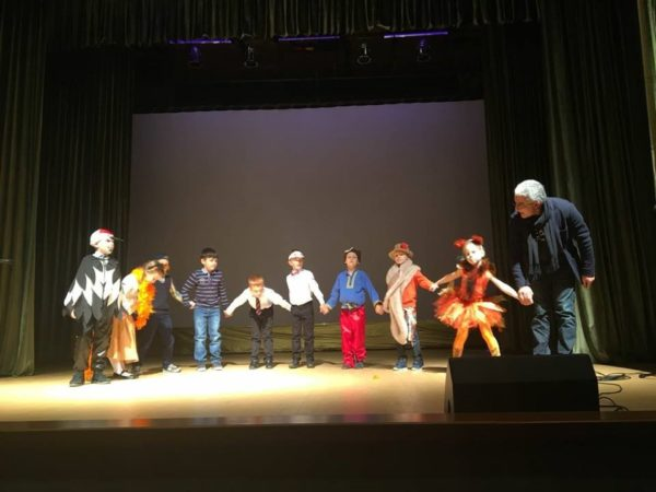 Театральная студия «Драмкружок»