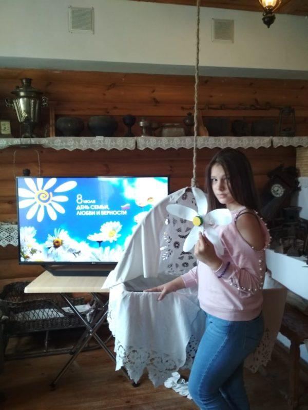 Тематическая экскурсия в КСДЦ села Каринское