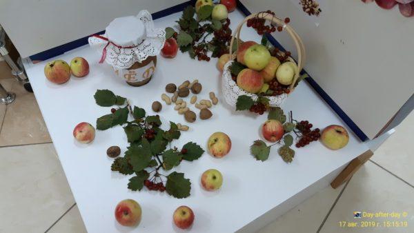 Навстречу Яблочному Спасу