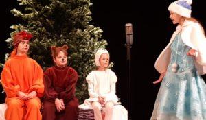 Спектакли накануне Старого Нового года