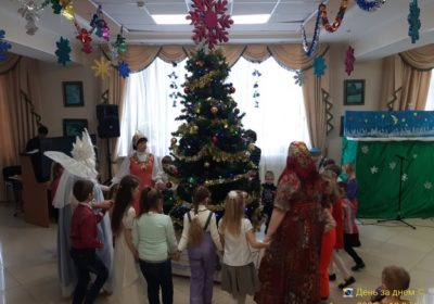 Рождественская сказка в Саввинской Слободе