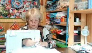 Мастер-класс по пошиву тканевой салфетки