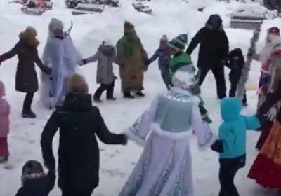 """""""Зимние забавы в Саввинской Слободе"""""""