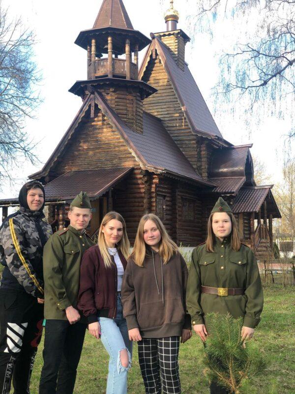 Молодёжный клуб села Саввинская Слобода